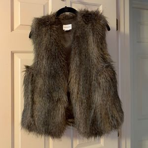 Faux Fur Club Monaco Vest